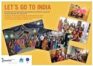 Dokumentation Let´s go to India 2011/2012 - Spielhaus Sophienstraße