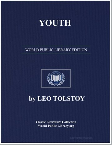 by LEO TOLSTOY - World eBook Library - World Public Library