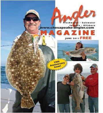 June Issue - Chesapeake Angler