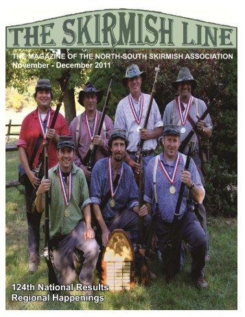 Regional Commanders - The North-South Skirmish Association, Inc.
