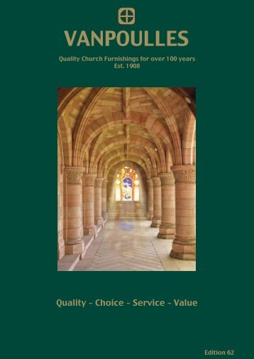 Download - Vanpoulles Church Furnishers
