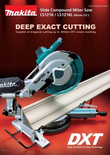 Bevel Cutting