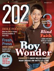 202 Magazine- Mens Tennis - Chandler Unified School District