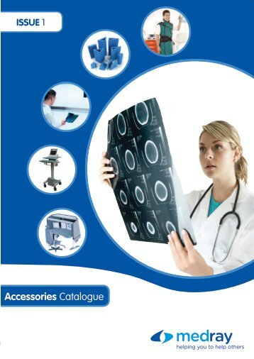 Accessories Catalogue - Medray