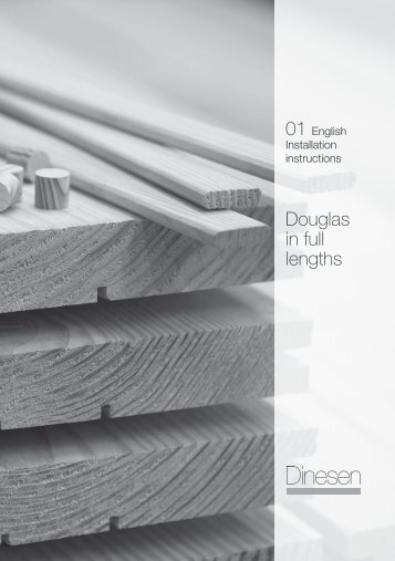 Douglas in full lengths - Dinesen