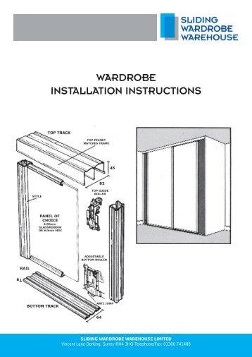 newline shower installation instructions