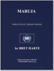 MARUJA - World eBook Library - World Public Library