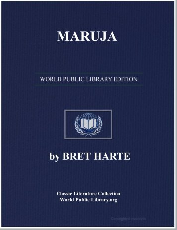 MARUJA - World eBook Library - World Public Library