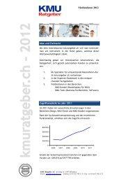 Mediendaten herunterladen - KMU Ratgeber