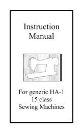HA-1 IB Instruction Manual - ISMACS