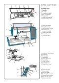 Horizon Memory Craft 12000 - Janome - Page 4