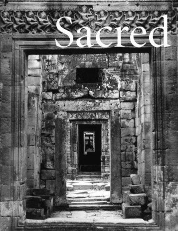 Sacred Places - Bones, Books & Bell Jars