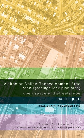 Draft Open Space + Streetscape Master Plan - Visitacion Valley ...