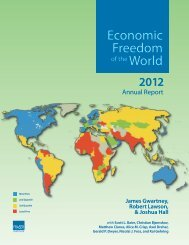 Economic Freedom World