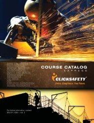 Course Catalog - Short Order Form 11-12 V2.indd - ClickSafety.com