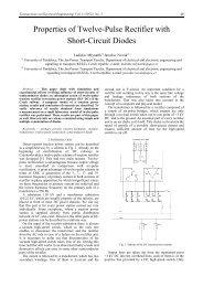 Properties of Twelve-Pulse Rectifier with Short-Circuit Diodes