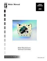 Meter Manual - Liquid Controls