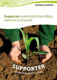 Prospekt Supporter - Spiess-Urania