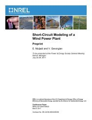 Short-Circuit Modeling of a Wind Power Plant: Preprint - NREL