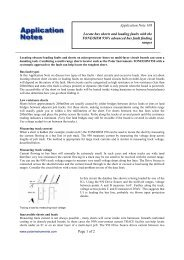 PCB Test - Locate bus shorts and loading faults ... - Polar Instruments