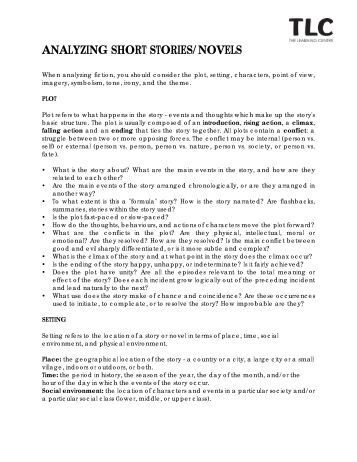 an analysis of c b gilfords short story terrified Short story analysis essay examples an analysis of c b gilford's short story terrified 630 words 1 page a literary analysis of the story one's a heifer.