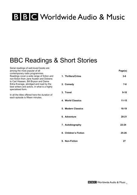 Pdf Short Stories