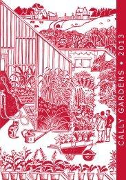 Download the catalogue (pdf) - Cally Gardens