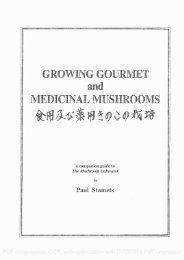 Growing Mushrooms the Easy Way R  Rush Wayne, Ph D