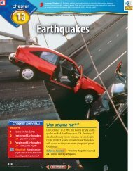 Chapter 13: Earthquakes - test
