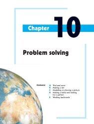 10. Problem solving - Haese Mathematics