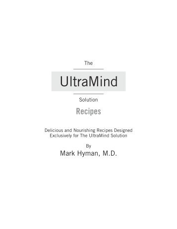 Dr Mark Hyman Pdf