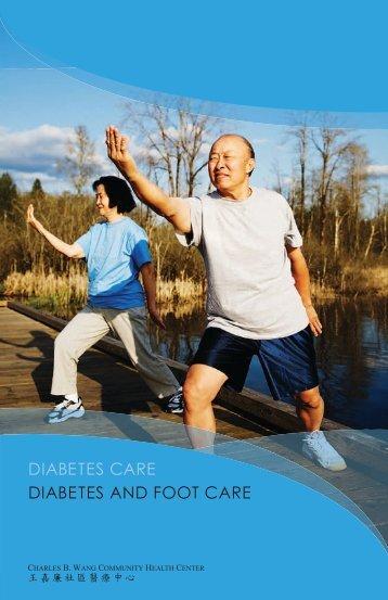 DIABETES AND FOOT CARE DIABETES CARE - Charles B. Wang ...