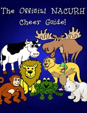 NACURH Cheer Guidebook