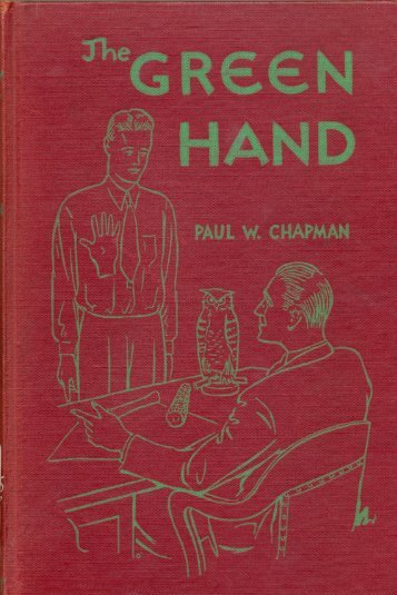 The Green Hand Book - the Georgia Agriculture Curriculum ...