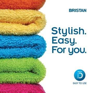 Bristan iD catalogue