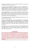 Owner's Owner's Manual Owner's Owner's Manual - Thompson ... - Page 7