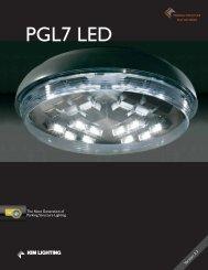 PGL7 LED - Kim Lighting