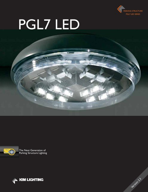 Pgl7 Led Kim Lighting