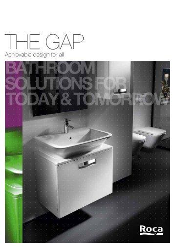 Roca_TheGap_Brochure - Plumb Center online
