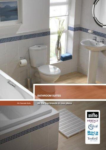 52651 Bathroom Brochure Section Templates - City Plumbing ...