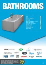 Bathrooms - City Plumbing Supplies