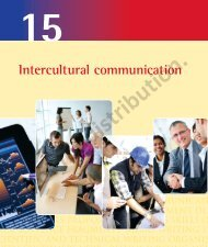 Intercultural communication - Index of