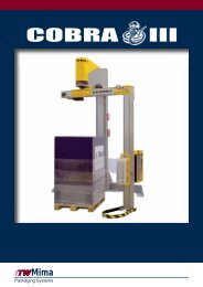 COBRA-111 Semi-automatic wrapping machine ... - ITW India Limited