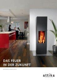Attika Feuerstellen - Kambatec