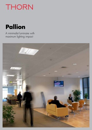 Pallion - THORN Lighting