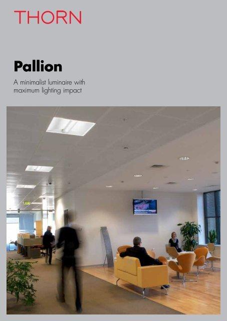 Pallion - THORN Lighting