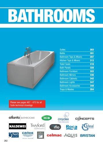Bathrooms - Travis Perkins