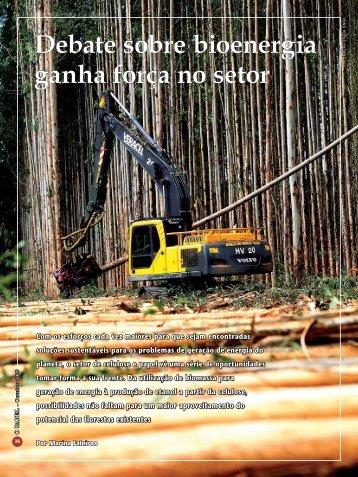 Debate sobre bioenergia ganha força no setor ... - Revista O Papel