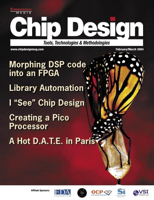 Morphing DSP code into an FPGA Library Automation     - Chip