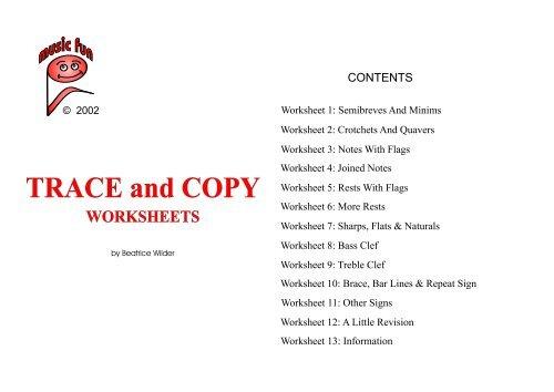 Trace & Copy.cdr - Music Fun